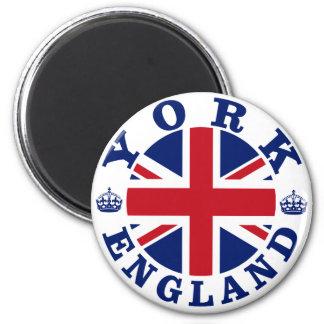 York Vintage UK Design Magnet