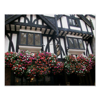 York Window Boxes Poster