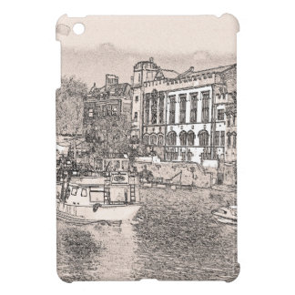 York with pencil and tint iPad mini cases