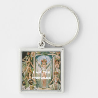 Yorkie and Adams Bankers and brokers keychain