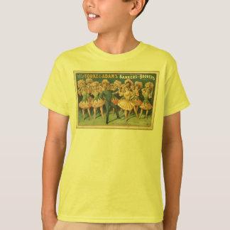 Yorkie and adams kid tshirts