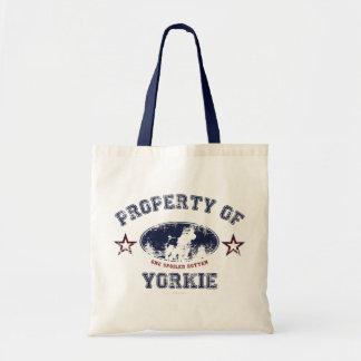 Yorkie Bags
