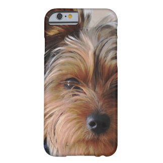 Yorkie Barely There iPhone 6 Case