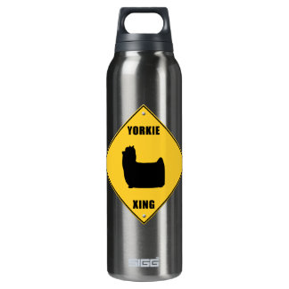 Yorkie Crossing (XING) Sign SIGG Thermo 0.5L Insulated Bottle
