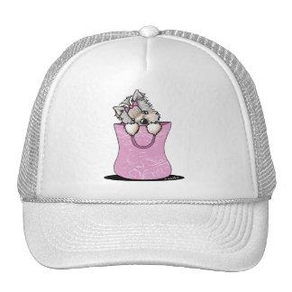 Yorkie Cuteness Trucker Hat