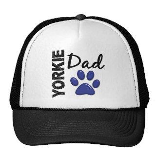 Yorkie Dad 2 Hat
