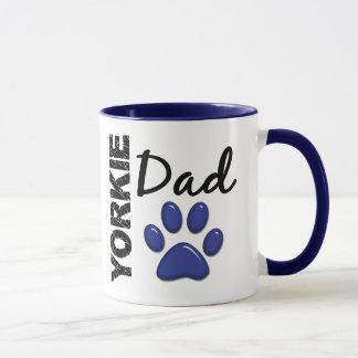 Yorkie Dad 2 Mug