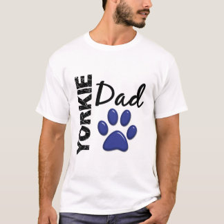Yorkie Dad 2 T-Shirt