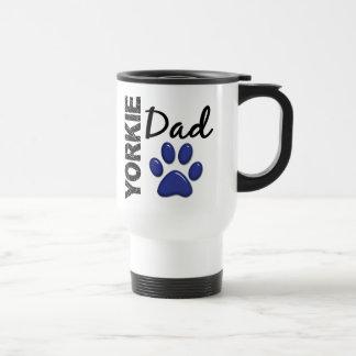 Yorkie Dad 2 Travel Mug