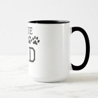 Yorkie Dad (Distressed) Mug
