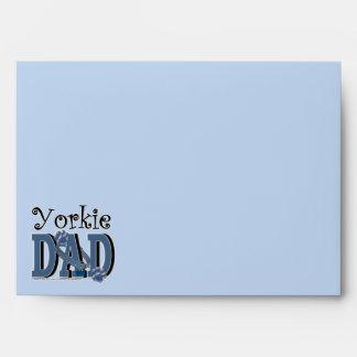 Yorkie DAD Envelopes