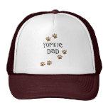 Yorkie Dad Hats