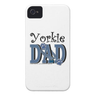 Yorkie DAD iPhone 4 Case-Mate Case
