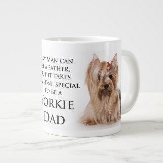 Yorkie Dad Jumbo Mug