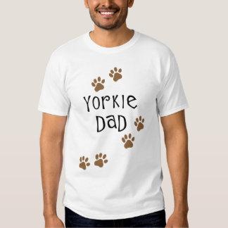 Yorkie Dad Shirt