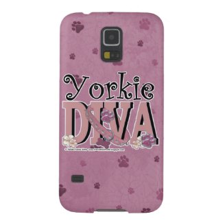Yorkie Diva Galaxy Cover