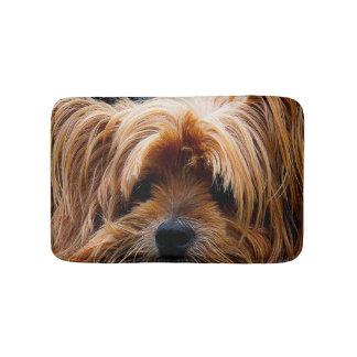 Yorkie Dog Pet Sleep Rug or Food Mat Home Decor