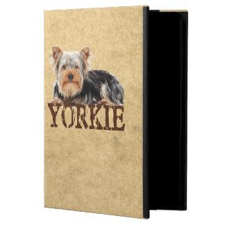 Yorkie iPad Air Cases