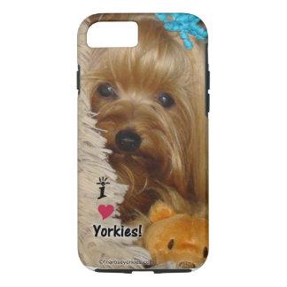 Yorkie iPhone 7 case