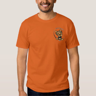 Yorkie Its All About Me 2 Sided Shirt