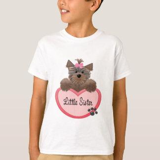 Yorkie Little Sister T-Shirt