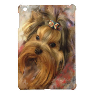 Yorkie Love Case For The iPad Mini