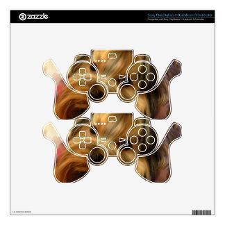 Yorkie Love PS3 Controller Skin