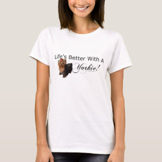 Yorkie Lover Gifts T-Shirt