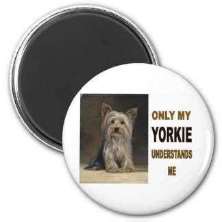 YORKIE MAGNETS