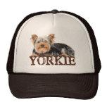 Yorkie Mesh Hat