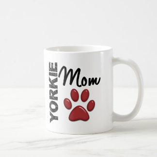 Yorkie Mom 2 Coffee Mug