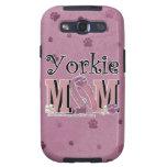Yorkie MOM Galaxy SIII Cases