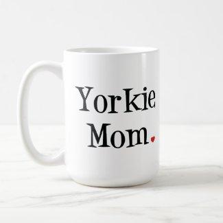 Yorkie Mom Mug