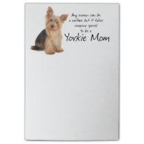 Yorkie Mom Notes