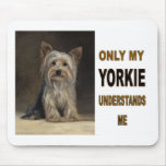 YORKIE MOUSE PADS