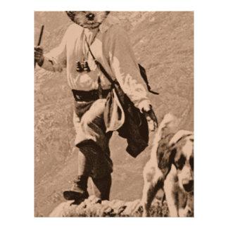 Yorkie of the mountain letterhead