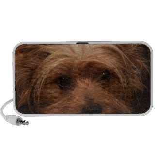 Yorkie or Your Dog Picture Travelling Speaker