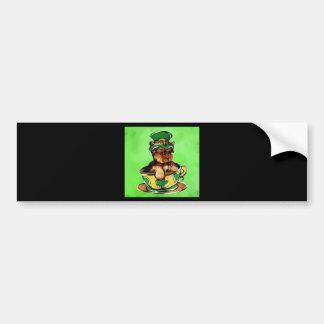 Yorkie Poo Bumper Sticker