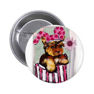 YORKIE POO BUTTONS