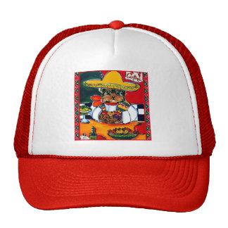 Yorkie Poo Cinco de Mayo Trucker Hat
