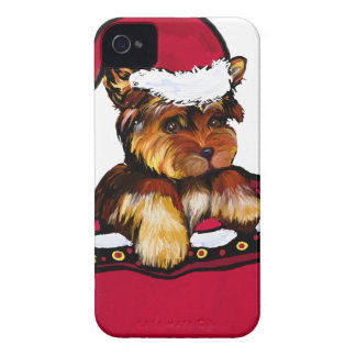 YORKIE POO iPhone 4 Case-Mate CASE