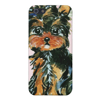 Yorkie Poo iPhone 5 Covers