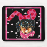 YORKIE POO MOUSE PADS