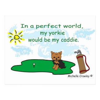 Yorkie Postcards