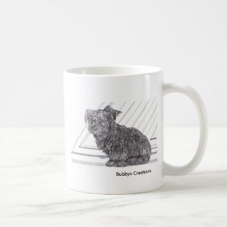 Yorkie Pup Coffee Mug