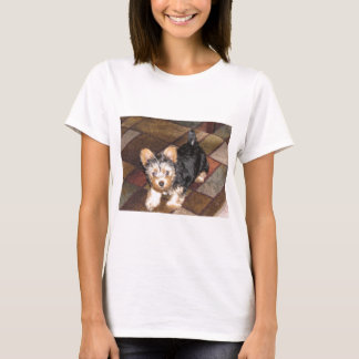 Yorkie Puppy T-Shirt