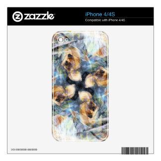 Yorkie iPhone 4S Skin