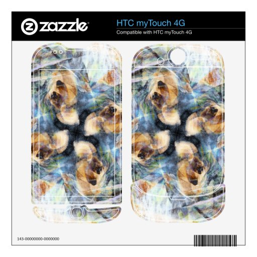 Yorkie Skin For HTC myTouch 4G