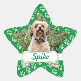 Yorkie - Spike Stickers