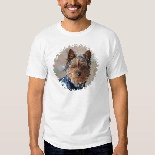 Yorkie Terrier  Men's T-Shirt